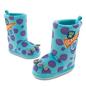 Sulley Slippers for Kids - Monsters University