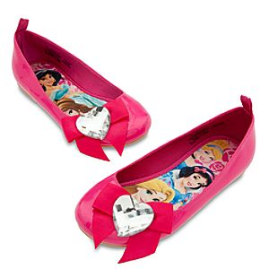Disney Princess Flat Shoes for Girls