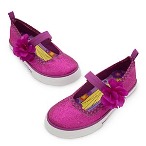 Rapunzel Sneakers for Girls