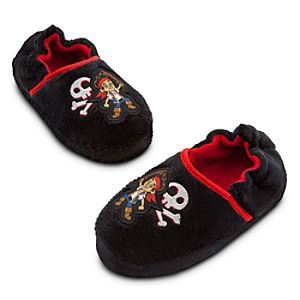 Jake and the Never Land Pirates Slippers for Boys