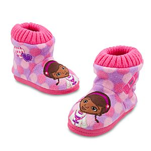 Doc McStuffins Slippers for Girls