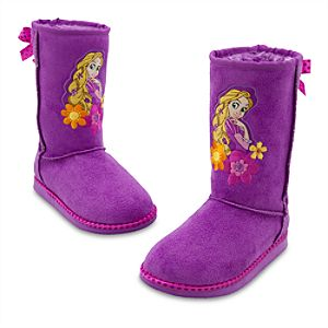 Rapunzel Boot for Girls