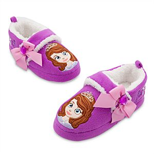 Sofia Slippers for Girls
