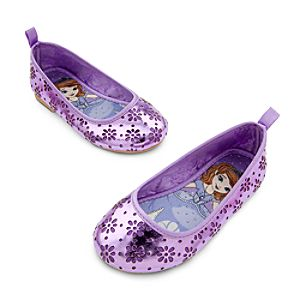 Sofia Flats for Girls