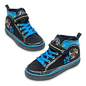 Darth Vader Lace-Up Sneakers for Boys - Star Wars