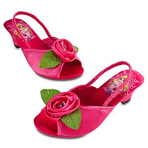 Aurora Dressy Slippers for Girls