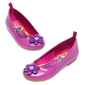 Rapunzel Flat Shoes for Girls