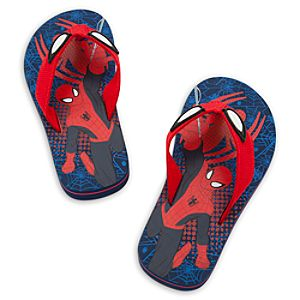 The Amazing Spider-Man Flip Flops for Boys