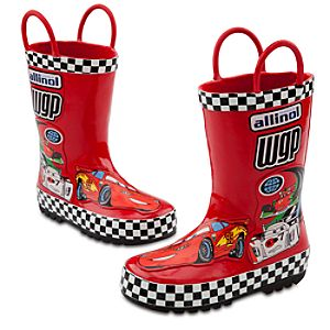 Cars 2 Rain Boots for Boys