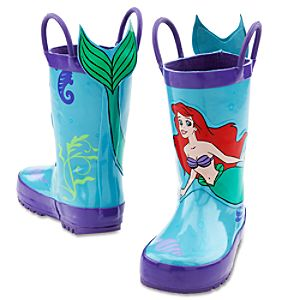 Ariel Rain Boots for Girls