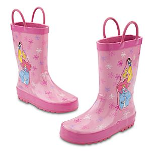 Disney Princess Rain Boots for Girls