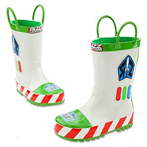 Buzz Lightyear Rain Boots for Boys