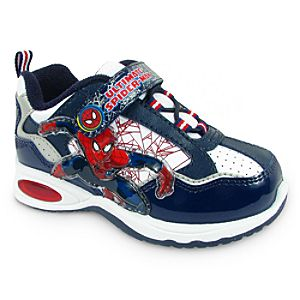 Spider-Man Sneakers for Boys - Light-Up