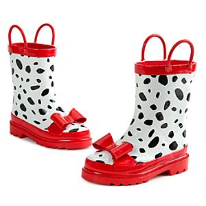 101 Dalmatians Rain Boots for Girls