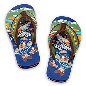 Planes: Fire & Rescue Flip Flops for Boys