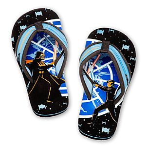 Star Wars Flip Flops for Boys