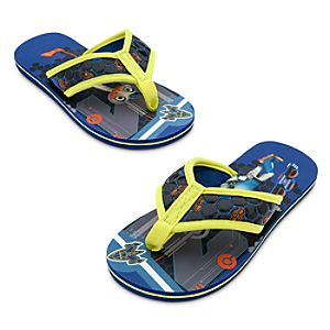 Miles from Tomorrowland Flip Flops for Boys