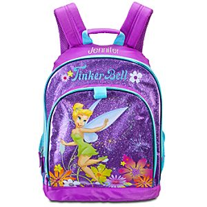 Personalized Tinker Bell Backpack