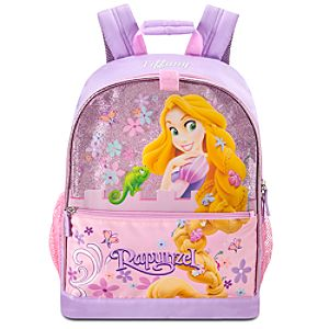Personalized Tangled Rapunzel Backpack
