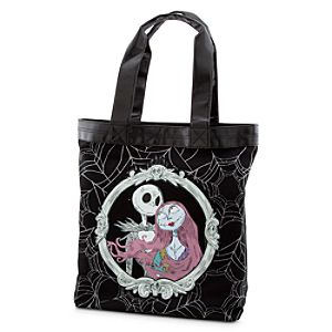 Tim Burtons The Nightmare Before Christmas Tote
