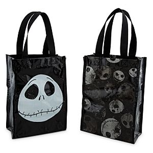 Jack Skellington Gift Bag Set -- 2-Pc.