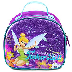 Shimmering Tinker Bell Lunch Tote
