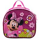 Floral Minnie Mouse Lunch Tote