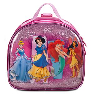 Glittering Disney Princess Lunch Tote
