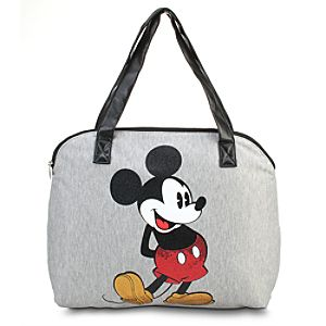 Sequined Nostalgic Mickey Mouse Tote