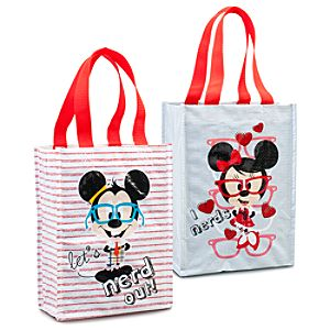 Nerds Minnie and Mickey Mouse Bag Set -- 2-Pk.