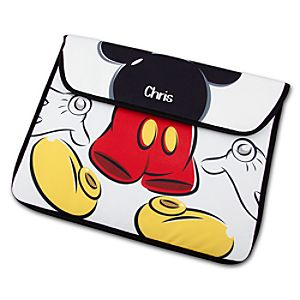Personalizable Best of Mickey Mouse Laptop Case