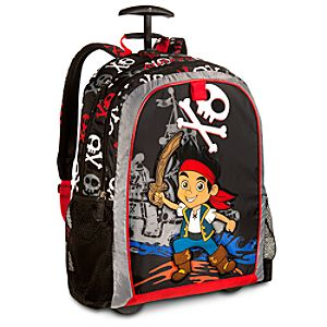 Jake Rolling Backpack - Personalizable