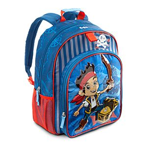 Jake and the Never Land Pirates Backpack - Personalizable