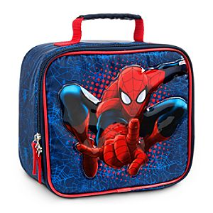Spider-Man Square Lunch Tote