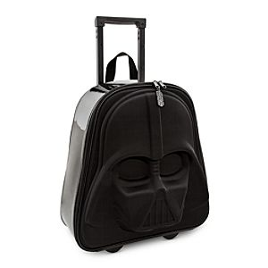 Darth Vader Rolling Luggage - Star Wars