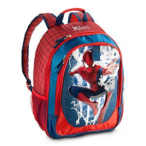Back to School Backpacks for Boys |The Amazing Spider-Man 2 Backpack - Personalizable