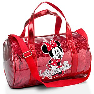 Minnie Mouse Duffle Bag