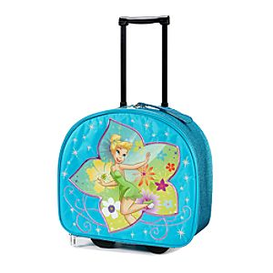 Tinker Bell Rolling Luggage
