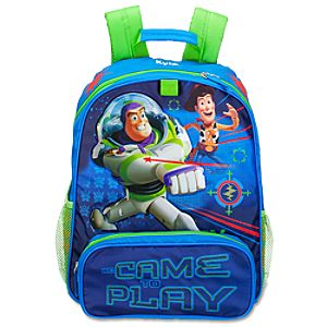 Personalizable Toy Story Backpack for Boys