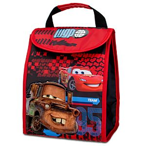 Cars 2 Lunch Bag