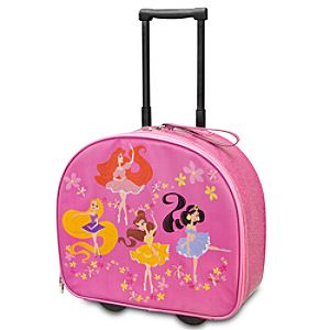 Ballet Disney Princess Rolling Luggage