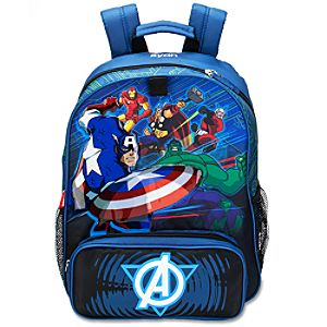 Personalizable The Avengers Backpack