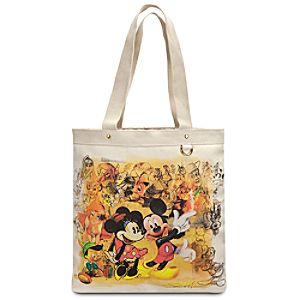 D23 Exclusive 25 Years of Magic Disney Tote