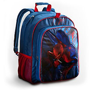 Personalizable Spider-Man Backpack