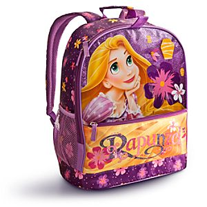 Personalizable Rapunzel Backpack