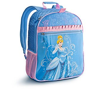 Personalizable Cinderella Backpack