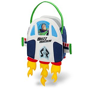 Buzz Lightyear Trick or Treat Bag