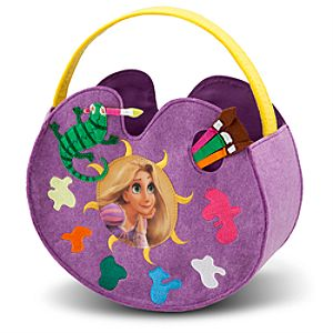 Rapunzel Trick or Treat Bag