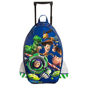 Toy Story Rolling Luggage