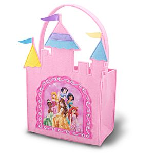 Disney Princess Trick or Treat Bag